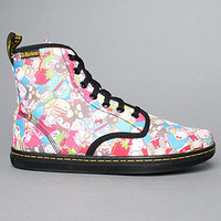 The Hello Kitty x Dr. Martens 7-Eye Boot in Multi by Dr. Martens | Karmaloop.com - Global Concrete Culture