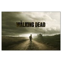 The Walking Dead Season 2 Poster> The Walking Dead Posters> The Walking Dead T-Shirts from Gold Label