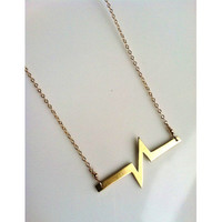 Breakline Necklace