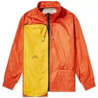 Safety Orange Multi-Zip Jacket by A-COLD-WALL*