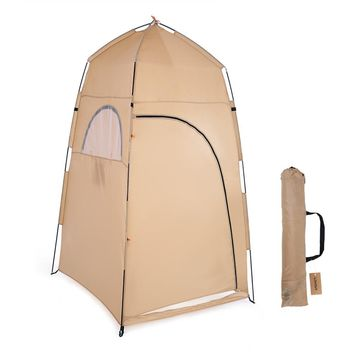 TOMSHOO Portable Outdoor Shower Bath Changing Fitting Room Tent Shelter Camping Beach Privacy Toilet Camping & Hiking Tents