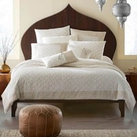 Moroccan Palace Vintage Douglas Fir Bed