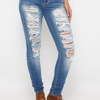 Better Butt Destroyed Jegging | Jeggings | rue21