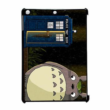 Tradis Doctor Who Totoro 2 iPad Air Case