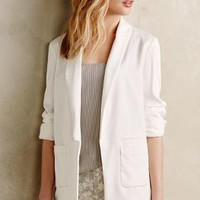 Bexhill Blazer by Cartonnier White
