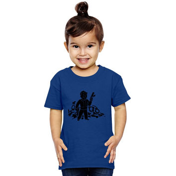 Fallout 3 Vault Boy Toddler T-shirt