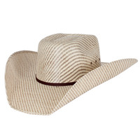 Rodeo King® 25X Vegas Crown Straw Hat
