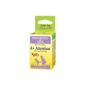 Herbs For Kids A Plus Attention - 125 Chewables
