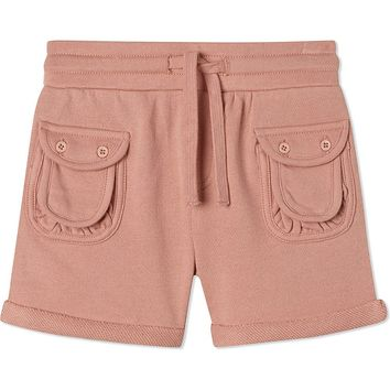 Stella McCartney Baby Girls Salmon Shorts