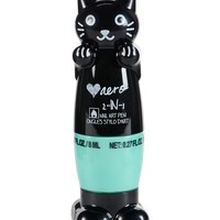 Aeropostale Womens Kitty 2-in-1 Nail Art Pen