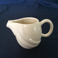 Cream Pitcher Ivory Color, US Creamer Pitcher, Kitchen Serving Accessory
