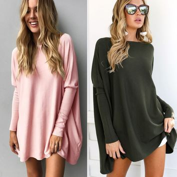 Women's Fashion Tops Winter T-shirts [11779091983]