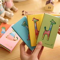 Colours paper notes wedding DIY scrapbook writing word cards Message board message card office deco wall deco home fun
