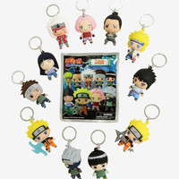 Naruto Shippuden Blind Bag Figural Key Chain