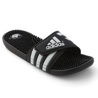 adidas Adissage Sandals - Men (Black)