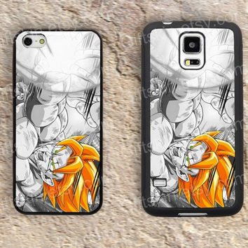 Cartoon case Dragon Ball  iphone 4 4s iphone  5 5s iphone 5c case samsung galaxy s3 s4 case s5 galaxy note2 note3 case cover skin 129