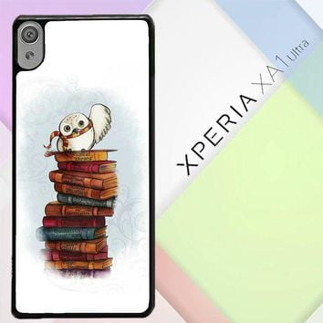 Hedwig Harry Potter Owl X4756 Sony Xperia XA1 Ultra Case