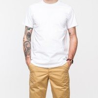 Norse Projects Niels Basic Tee S/S in White