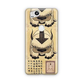 Appa Avatar The Last Airbender Google Pixel 3 XL Case | Casefantasy