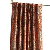Pier 1 Imports - Product Detail - Copper Bronze Leaves Window Panel
