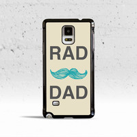 Rad Dad Case Cover for Samsung Galaxy S3 S4 S5 S6 Edge Active Mini or Note 1 2 3 4