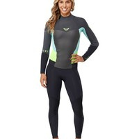 SYNCRO 3/2 BACK ZIP GBS WETSUIT
