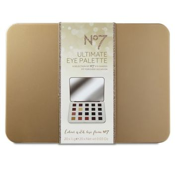 No7 Ultimate Eye Palette
