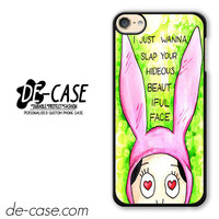 Louise Bob's Burgers Fan Art DEAL-6672 Apple Phonecase Cover For Ipod Touch 6