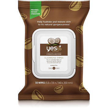 Yes to Coconut Cleansing Wipes | Ulta Beauty