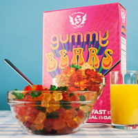 Gummi Bear Breakfast at Firebox.com