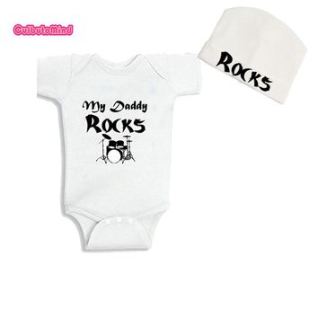 Culbutomind2017 Baby boy Clothes Suits 2-pieces Set baby clothing girl Body Suit t-shirtFunny Baby Clothes Jumpsuit Baby Shower