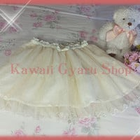 Liz Lisa Mesh Tulle Skirt