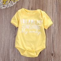 2016 Baby Boys Girls Clothes Next Cute Infant Clothes Cotton Newborn Baby Rompers Baby Clothing Set