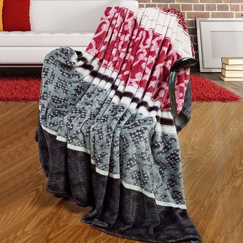 180X200CM Sheets Siesta Towel Flannel Conditioning Textile Blanket Thickened Coral Fleece Mermaid Tail Blanket Adult