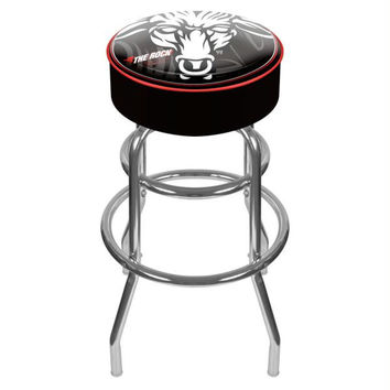 WWE The Rock Padded Bar Stool