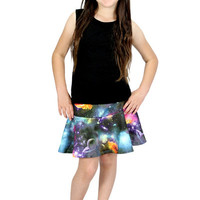 Dirtee Hollywood Galaxy Skirt | Mod Angel