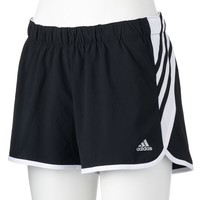 adidas Ultimate climalite Woven Running Shorts - Women's, Size: