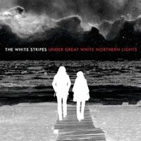 The White Stripes: Under Great White Northern Lights (Super Jewel Case packaging)