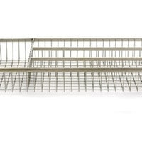 3 Section Wire Utensil Tray