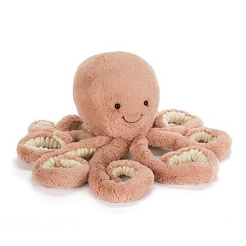 Jellycat Odell Octopus - Large
