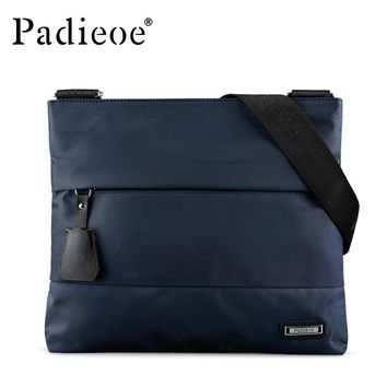 Men Messenger Bags High Quality Canvas Waterproof Male Shoulder Bags Casual Crossbody Bags Man Handbags