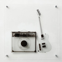 X-Ray Photography Guitar & Amp