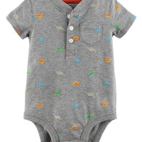 Dinosaur Collectible Bodysuit