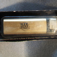 Vintage Kool Jazz Festival Lighter Cigarette Tobacciana Smoking Smoker Collectible