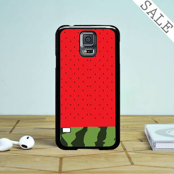Water Melon Samsung Galaxy S5 Case