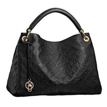 PEAPNO Louis Vuitton Neverfull MM Monogram Canvas Artsy MM Bag Handbag Article:M41066 Made i