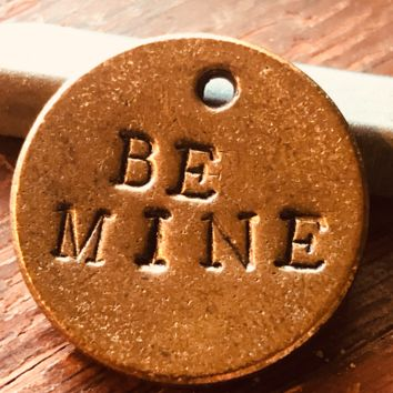 A Teeny Tiny Request: Be Mine