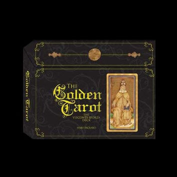 New Quality Golden Tarot Cards Set by Mary Packard