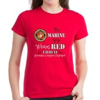 Marine Wife Red Friday
