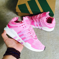 Adidas EQT Running Support Women Casual Running Sport Shoes Sneakers Shoes
